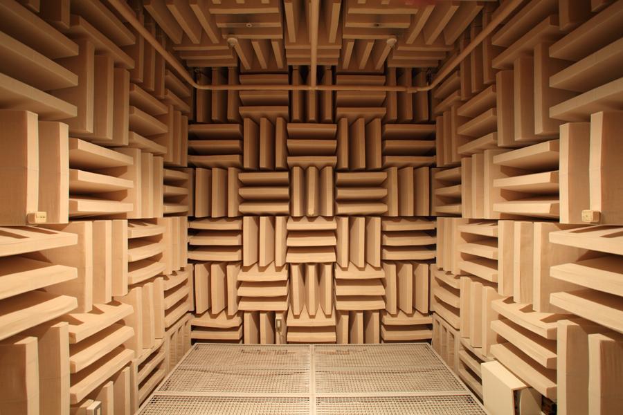 Icc 無響室