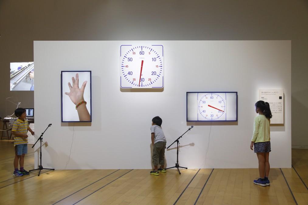 ICC | Workshop by Aokid, FUKUTOME Mari, TOKISATO Mitsuru